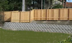 Custom fence construction Tacoma Puyallup Gig Harbor
